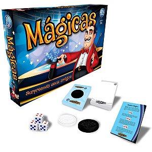 Jogo Diverso Magicas Pais E Filhos