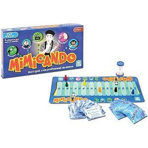 Jogo Diverso Mimicando C/240 Cartas Brinquedos Nig