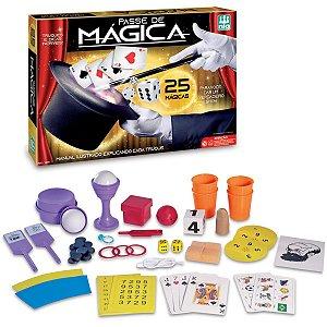 Jogo Diverso Passe De Magica Nig Brinquedos
