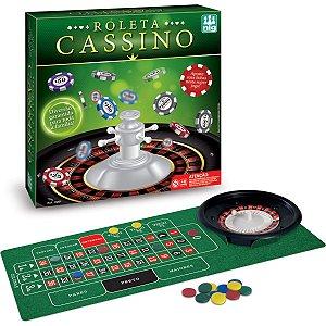 Jogo Diverso Roleta Cassino Brinquedos Nig