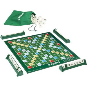 Jogo Diverso Scrabble Palavras Cruzadas Mattel