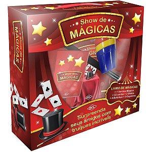Jogo Diverso Show De Magicas Dcl