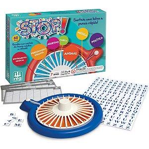 Jogo Diverso Stop Nig Brinquedos