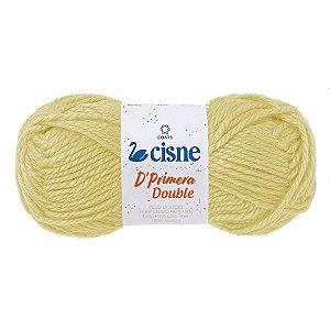 La Trico Cisne Dprimera 00161 80G. Amarelo Bebe Double Coats Corrente