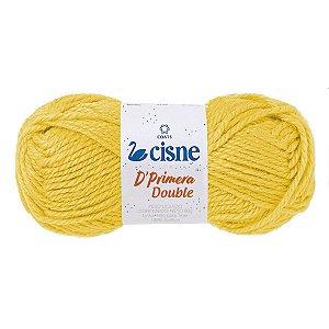 La Trico Cisne Dprimera 00168 80G. Amarelo Double Coats Corrente