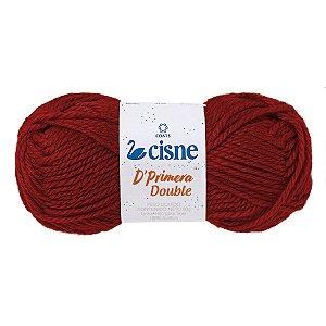 La Trico Cisne Dprimera 00335 80G. Vermelho Escuro Dou Coats Corrente