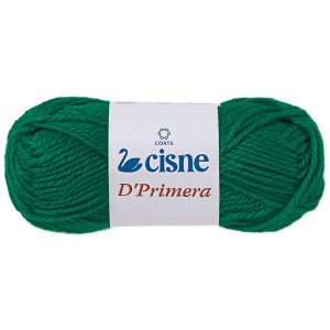 La Trico Cisne Dprimera 00747 40G Verde Natal Coats Corrente