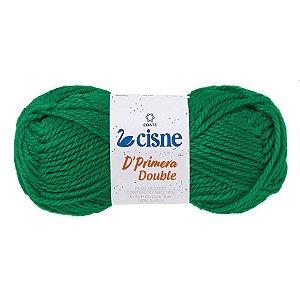 La Trico Cisne Dprimera 00747 80G. Verde Natal Double Coats Corrente