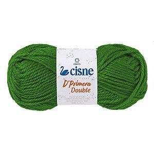 La Trico Cisne Dprimera 00755 80G. Verde Arvore Double Coats Corrente