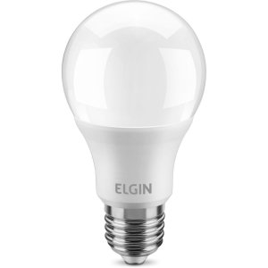 Lampada Led 4,9W Bulbo Power Led 6500K Bc Elgin
