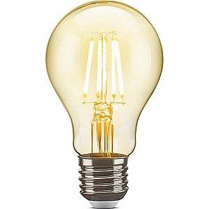 Lampada Led 4W Filamento E27 Bivolt 2200K Elgin