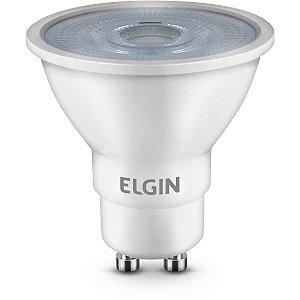 Lampada Led 6W Dicroica 6500K Bivolt Branc Elgin