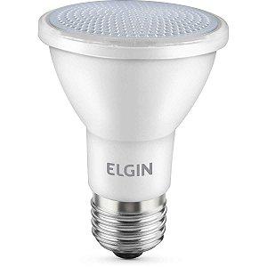 Lampada Led 6W Par20 6500K Bivolt Branca Elgin