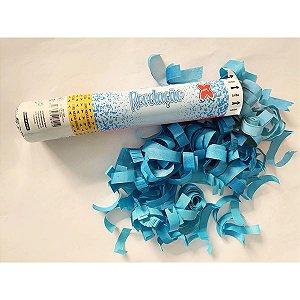 Lancador De Confete Revelacao Menino Make+