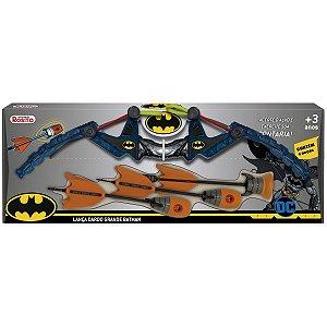 Lancador Batman Laca Dardos Grande Baby Brink