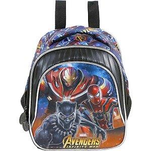Lancheira Termica Com Garrafa Avengers Armored Xeryus