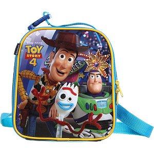 Lancheira Termica Com Garrafa Toy Story Soft Easy Dermiwil