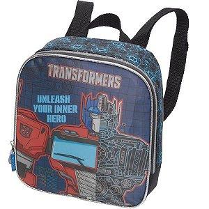 Lancheira Termica Transformers Optimus Mecanic Pacific
