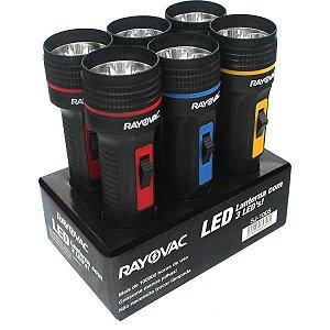 Lanterna Tri Led Cores C/6 Rayovac