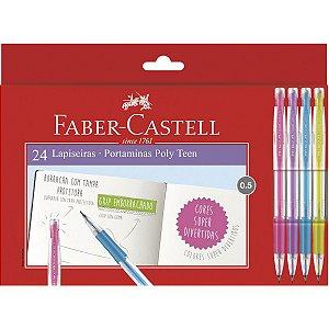 Lapiseira 0.5Mm Poly Teen Sort. Faber-Castell