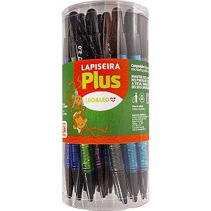 Lapiseira 2.0Mm Leo & Leo Plus 6Cores Sort. Leonora