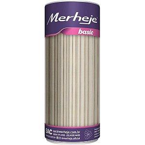 Linha Higiene Pessoal Palito De Madeira P/unhas Basi Merheje