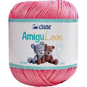 Linha Para Croche Amigulove 26 100G Coats Corrente