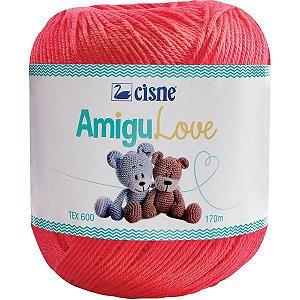 Linha Para Croche Amigulove 35 100G Coats Corrente