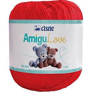 Linha Para Croche Amigulove 46 100G Coats Corrente