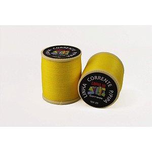 Linha Para Pipa N.10 C/457M 500 Jardas Amarelo Coats Corrente