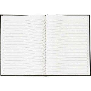 Livro Ata Capa Dura Oficio 050 Folhas Vertical Tilibra