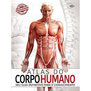 Livro Atlas Corpo Humano 32Pgs Dcl