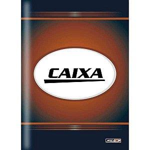 Livro Caixa 1/4 50 Folhas Sao Domingos