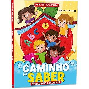 Livro Cartilha Cartilha Do Saber Alfabetizaca Bicho Esperto