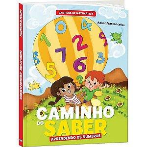 Livro Cartilha Cartilha Do Saber Numeros Bicho Esperto