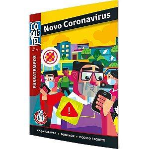 Livro Coquetel Passatempo Novo Coronavirus Ediouro