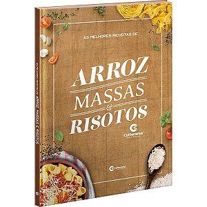 Livro De Receita Arroz Massas E Risotos 32Pgs Culturama