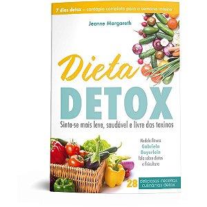 Livro De Receita Guia Da Boa Saúde-Dieta Detox Ediouro