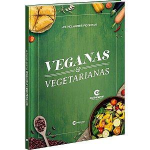 Livro De Receita Veganas E Vegetarianas Culturama
