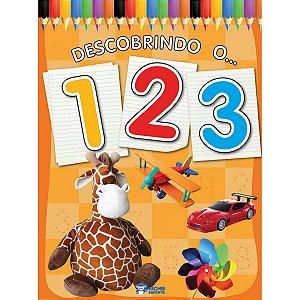 Livro Ensino Aprendendo O Abc E 123 Bicho Esperto