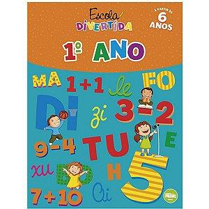 Livro Ensino Cartilha 1º Ano Port/mat/cien Ciranda