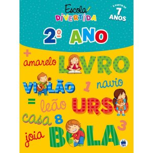 Livro Ensino Cartilha 2º Ano Port/mat/cien Ciranda