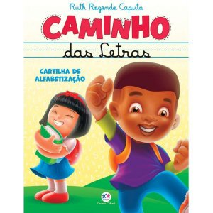 Livro Ensino Cartilha Caminho Das Letras Ciranda