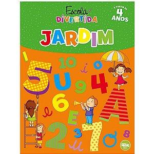 Livro Ensino Cartilha Jardim Vogais/num/for Ciranda