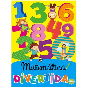 Livro Ensino Matematica Divertida 48Pgs. Ciranda