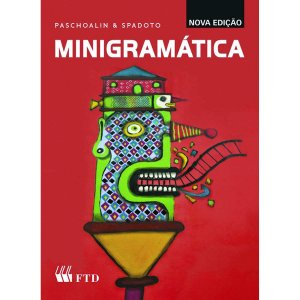 Livro Ensino Minigramatica 512P Paschoalin F.t.d.
