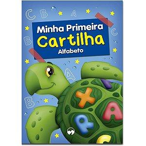 Livro Ensino Primeira Cartilha Alfabeto Vale Das Letras
