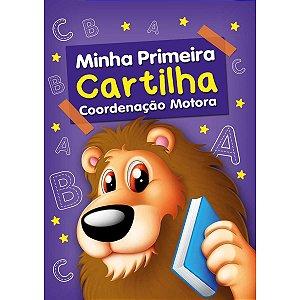 Livro Ensino Primeira Cartilha Coord Motora Vale Das Letras