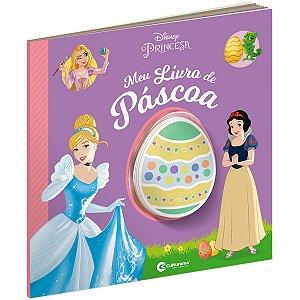 Livro Infantil Colorir Princesas Meu Livro De Pascoa Culturama