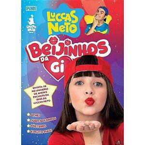 Livro Infantil Ilustrado Beijinhos Da Gi 68 Pag. Ediouro